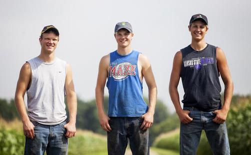 Farming Peterson Bros